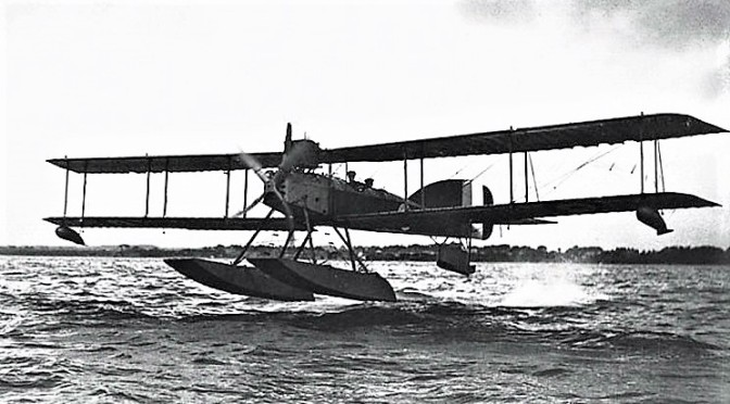 1922 – O POEMA DE PALMYRA WANDERLEY  AOS AVIADORES