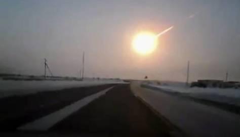 O meteoro de aproximadamente 10 toneladas caiu a cerca de 80 quilômetros da cidade de Satka, na Russia, mas a onda expansiva afetou várias regiões adjacentes e até a vizinha república centro-asiática do Cazaquistão.