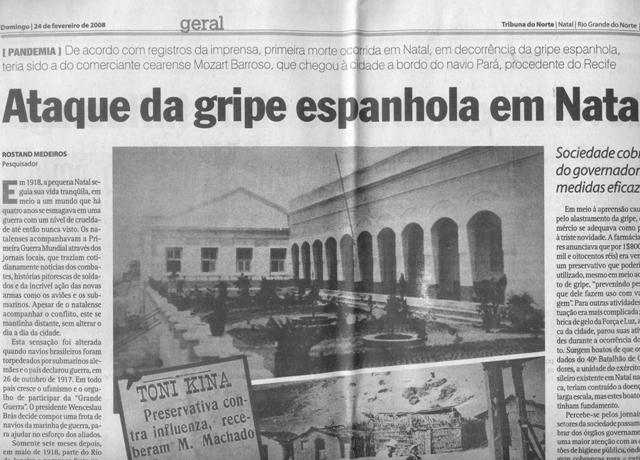 Resultado de imagem para gripe espanhola no brasil