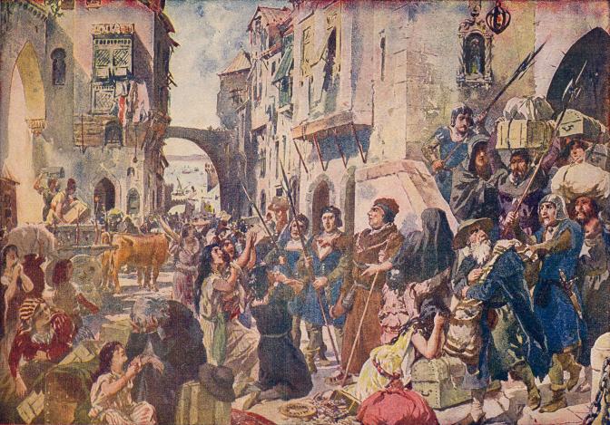 A EXPULSÃO DOS JUDEUS DE PORTUGAL