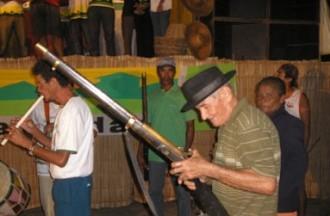 Arme commune des avocats de Canudos, les tromblon, actuellement utilisés pour les représentations culturelles - Source - http://pombalgincana.blogspot.com.br