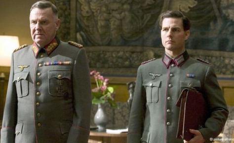 'Operação Valquíria' foi estrelado por Cruise e rodado na Alemanha