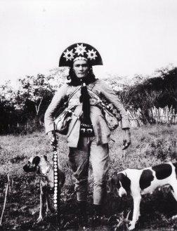 Le chef des cangaceiro Corisco