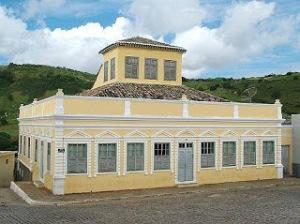La grande maison de la baronne Água Branca