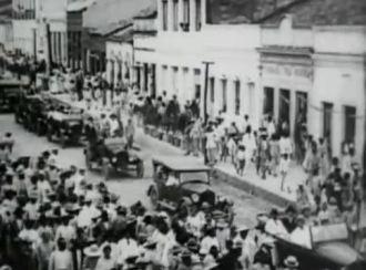 La ville de Joazeiro dans les années 1920