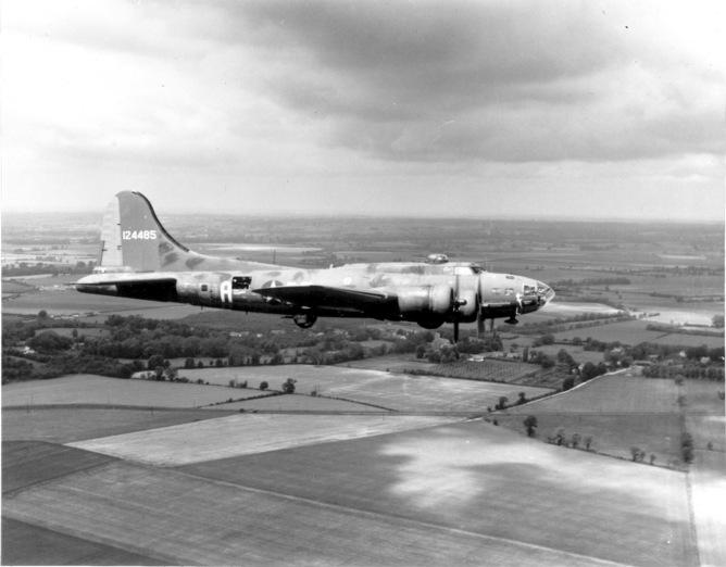 A B-17 Memphis Belle