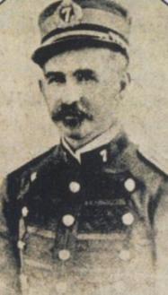 Le colonel Antônio Moreira César