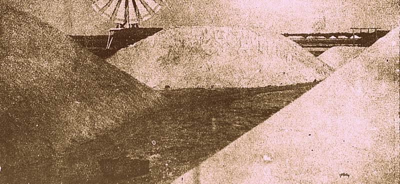 Salinas na década de 1920