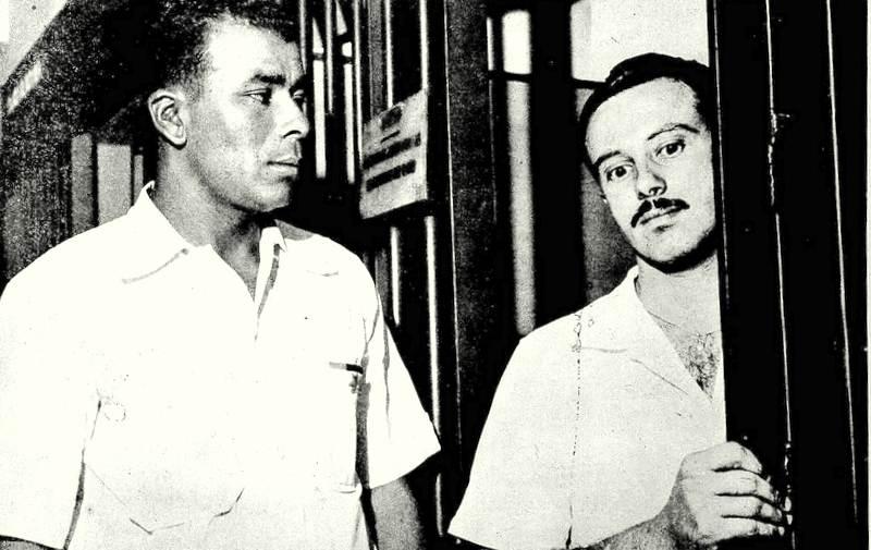 Adão Damasceno Paz e Luís Bernardo de Morais, assassinaram e estruparam envergando o uniforme da FEB