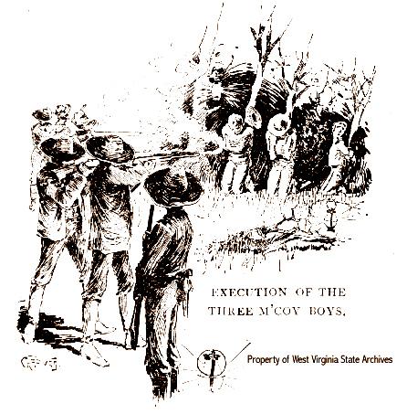 Fuzilamento dos irmãos McCoys
