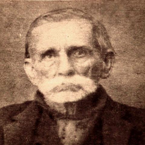 "Randolph ""Randall"" or ""Ole Ran'l"" McCoy, chefe do clã McCoy na Luta"