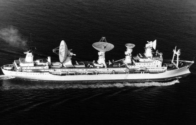 Navio Cosmonauta Iuri Gagarin - Fonte - Wikipédia