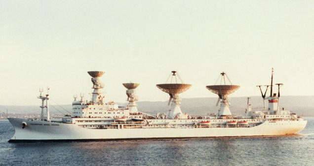 O Iuri Gagarin e sua inconfudível silhueta - Fonte - Wikipédia