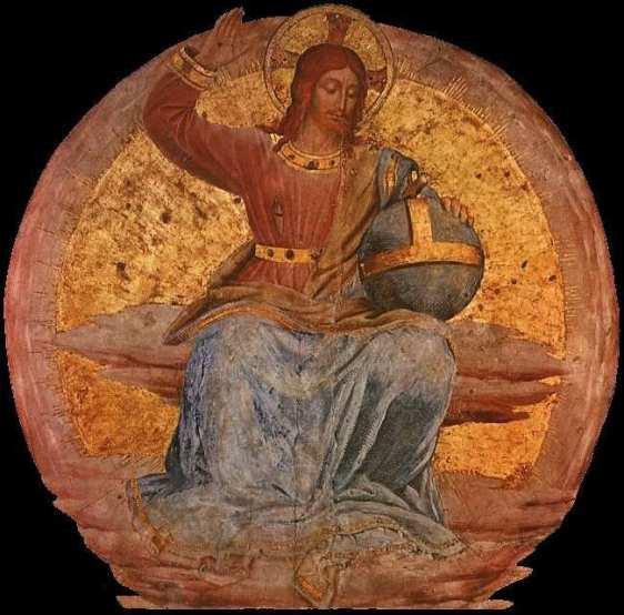 Cristo en Majestad, Fra Angelico