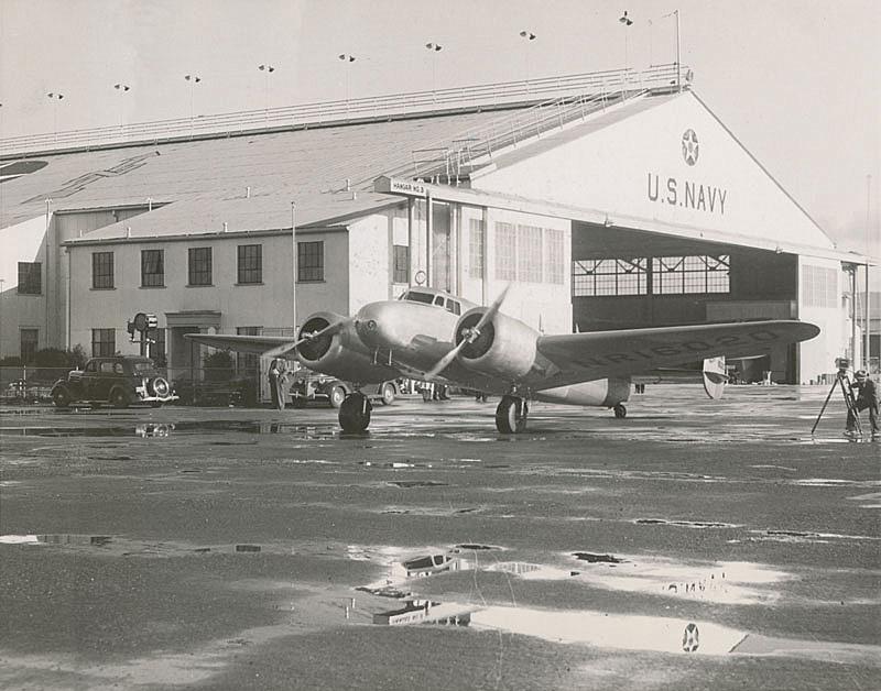 Lockheed Electra 10E