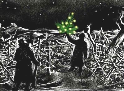 O milagre do Natal de 1914