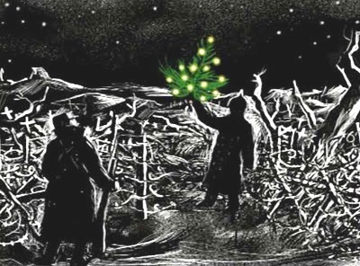 O milagre do Natal de 1914