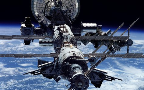 Estação Espacial ISS