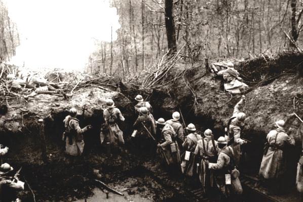 Foram mais de 16 milhões de mortes e 20 milhões de feridos durante a Primeira Guerra Mundial
