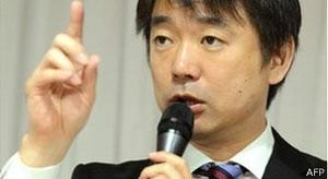 Hashimoto disse que escravas sexuais durante a Segunda Guerra foram necessárias (Foto: AFP)