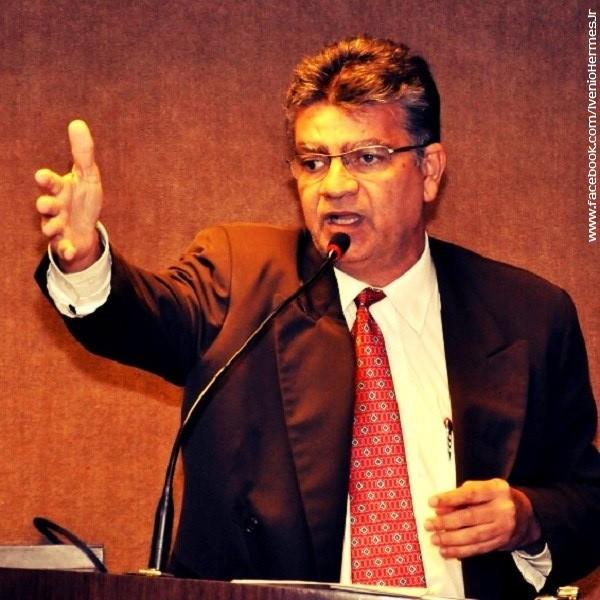 Marcos Dionísio, Presidente do Conselho Estadual de Defesa dos Direitos Humanos - Fonte - http://www.cartapotiguar.com.br/2012/12/11/propaganda-na-audiencia-sobre-seguranca-publica/