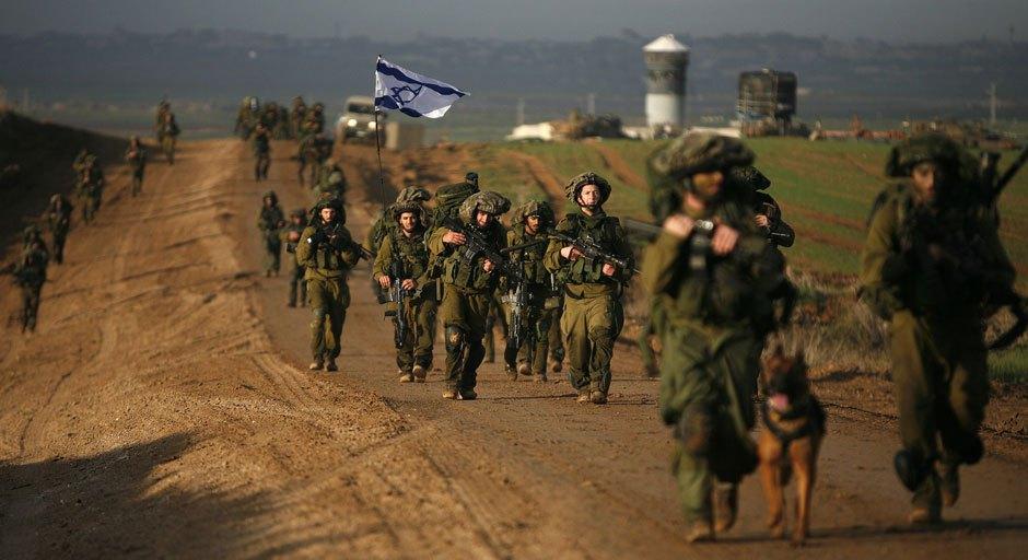 Tropas israelenses - Fonte - news.nationalpost.com