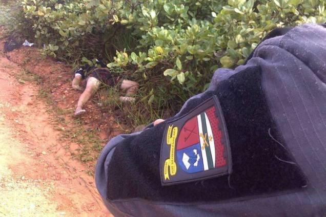 Todos os dias nossos meios de comunicação repetem a violência nossa de todos os dias - Fonte - sgtpmglenio.blogspot.com