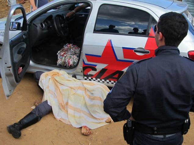 Os policiais potiguares também são vítimas diretas desta nossa guerra - Fonte - http://blogitaunews.blogspot.com.br/2012/11/assalto-em-sao-tome-termina-com.html