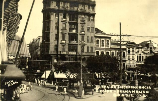 Praça da Independência.