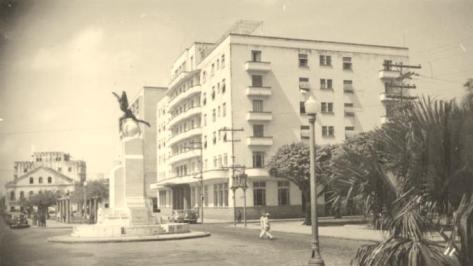 """O Grande Hotel.Parece que toda capital brasileira tinha o seu """"Grande Hotel"""". Sei que existe o daqui de Natal e existe (ou existia?) um em Belém."""