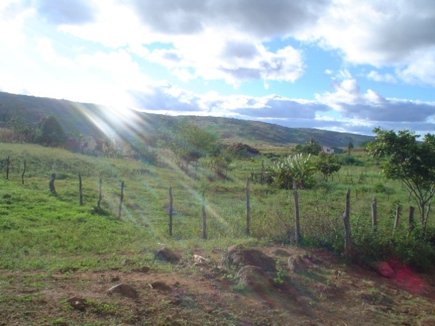 Região serrana de Santa Cruz da Baixa Verde, Pernambuco.