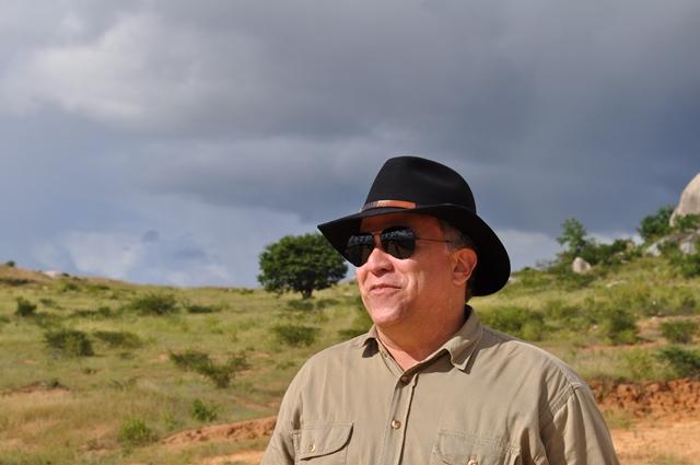 A caminho da Fazenda Colônia, onde nasceu Antônio Silvino