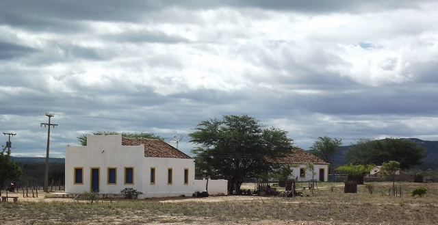 Fazendas centenárias do sertão