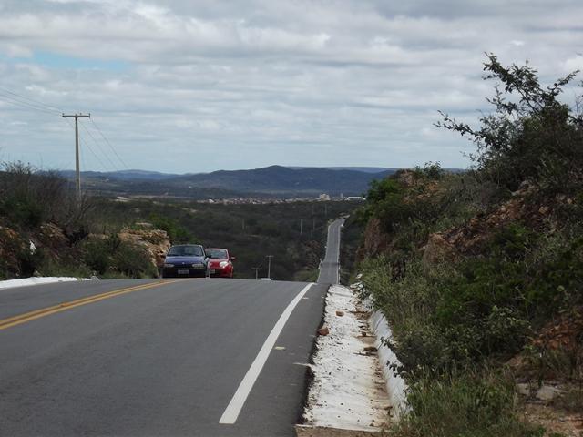 Seguindo pelas estradas