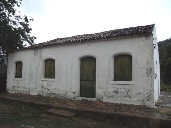 "Casa Grande da Fazenda Colônia, onde nasceu Manoel Baptista de Morais, futuro ""Rifle de Ouro"", cangaceiro Antônio Silvino"