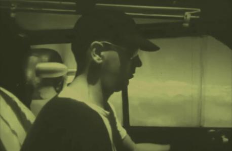 Um piloto da U.S. Navy e seus óculos Ray-Ban