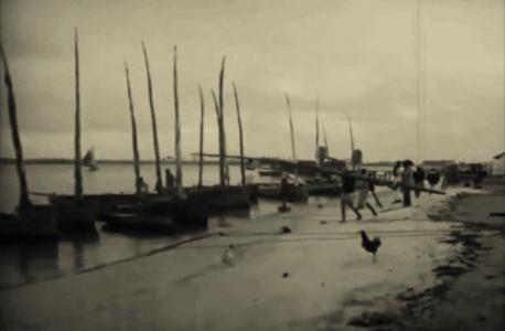 Os barcos típicos do rio Potengi