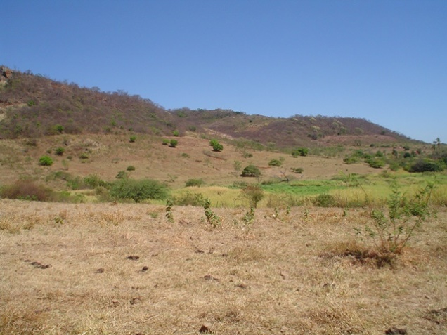 Região da Serra do Pau Ferrado - Foto - Rostand Medeiros