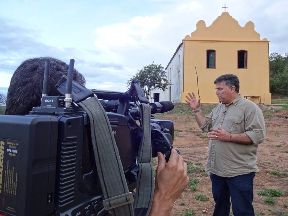 Contando a história da Fazenda Colônia, onde nasceu o cangaceiro Antônio Silvino