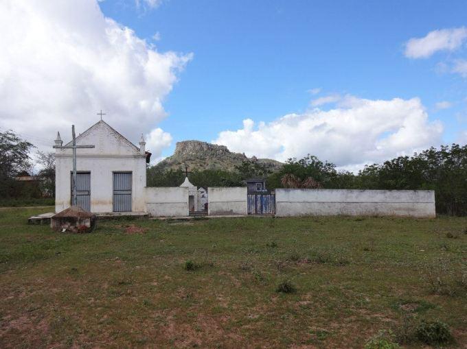Local próximo da casa onde Lampião costumava fazer seus bailes