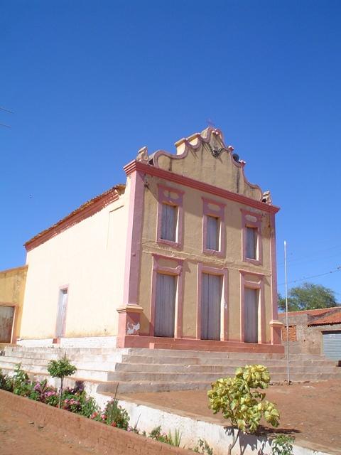 Igreja de Patos do Irerê