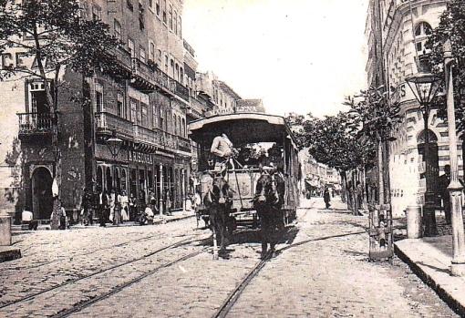Rua Barão de Vitória, Recife - Fonte - http://peregrinacultural.wordpress.com/