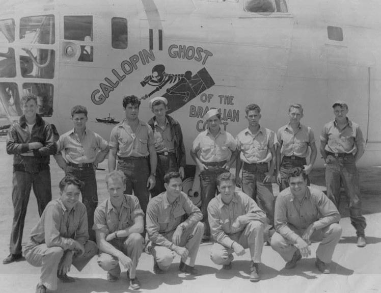 Estes eram os combatentes que caçavam submarinos nas nossas costas