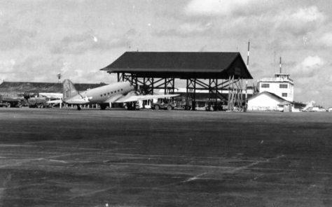 Instalações de Parnamirim Field