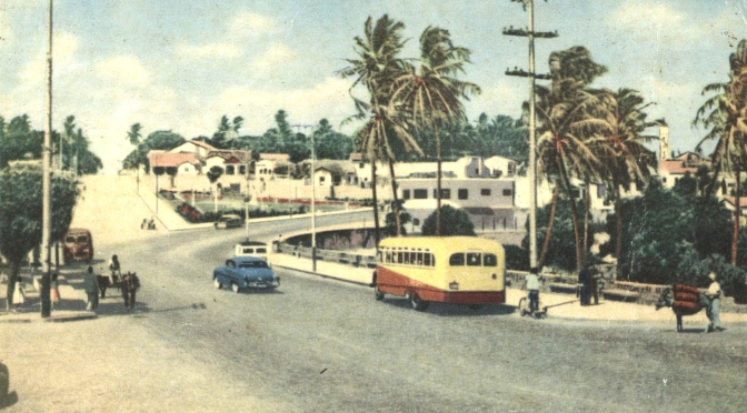 1962 – LIGEIRO ROTEIRO DA CIDADE DO NATAL