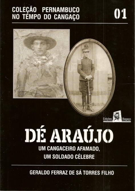 Capa do novo livro do nosso amigo Geraldo Ferraz