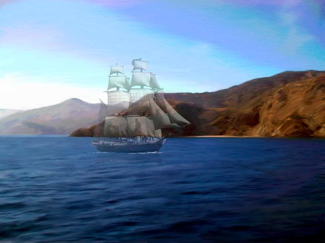 catalina-shoreline-ghost-ship-snake-jagger