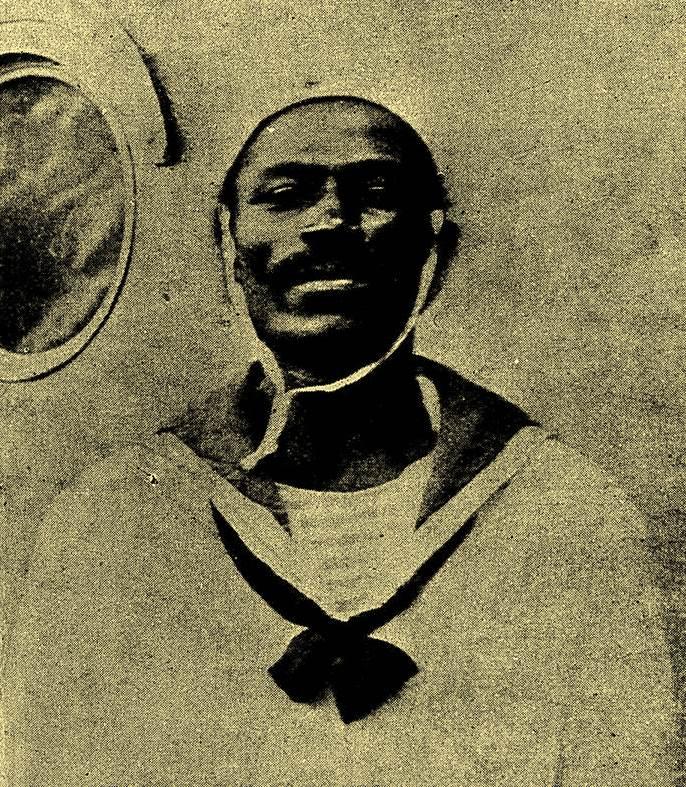 O marinheiro João Cândido