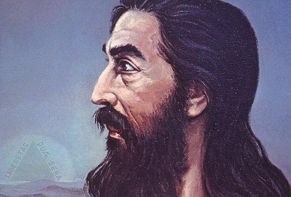 Já Tiradentes só foi reconhecido herói quase 100 anos após a sua morte