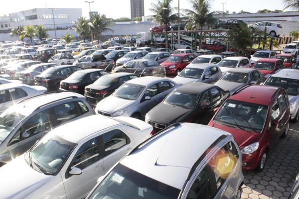 Carros novos em Natal - Fonte - tribunadonorte.com.br